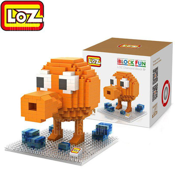 Buy LOZ 38XL - 9618 Pixel Wars Porter Building Block Toy Enhancing Social Cooperation Ability COLORMIX