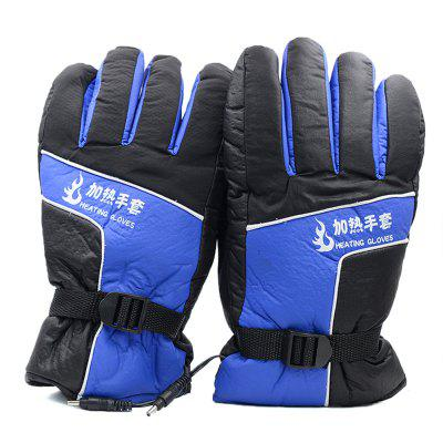 CS-355 12V Men Women Full Finger Motorcycle Glove