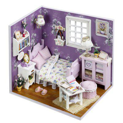 DIY Miniature House Style Art Handicraft Toy
