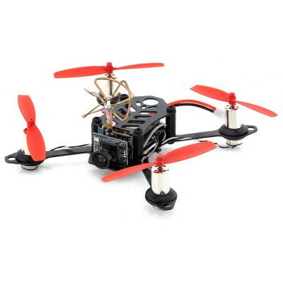 LT105 105mm Mini Brushed RC Quadcopter - ARF