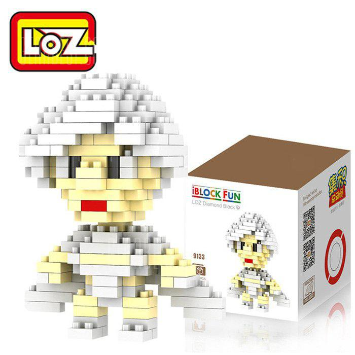 Buy LOZ 16M - 9133 X-men Storm Building Block Educational Boy Girl Gift Spatial Thinking COLORMIX