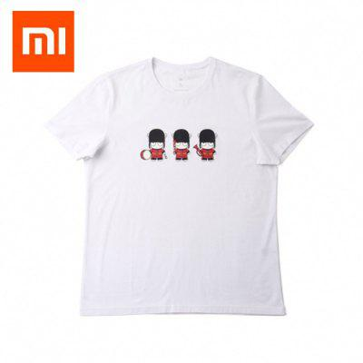 Original Xiaomi White T Shirt