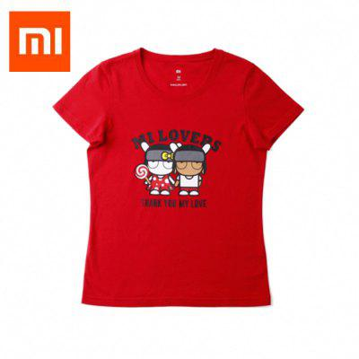 Original Xiaomi Red T Shirt