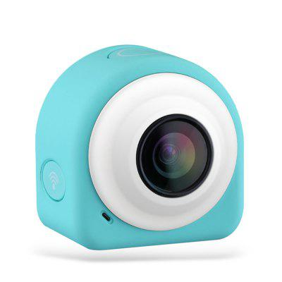 POD001B 1080P 8MP Action Camera with WiFi