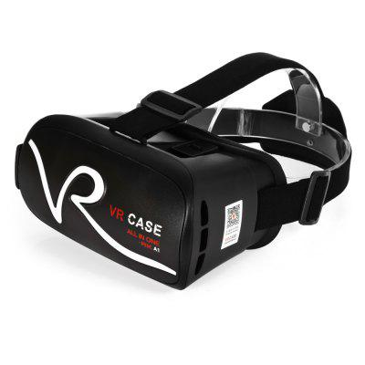 VR Case A1 3D Glasses for 4.0 - 5.8 inch Smart Phones