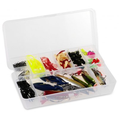 101pcs Fishing Tackle
