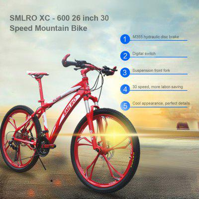 SMLRO XC - 600 26 inch Mountain Bike