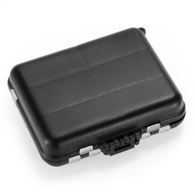 ABS + PP Material Fishing Tackle Box Fish Lure Storage Case