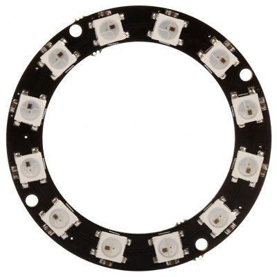 Ldtr - Y00012 WS2812B 5050 RGB LED Smart Ring