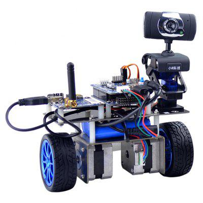 STM32 Dual Wheel Self-balanced Video Car Robot