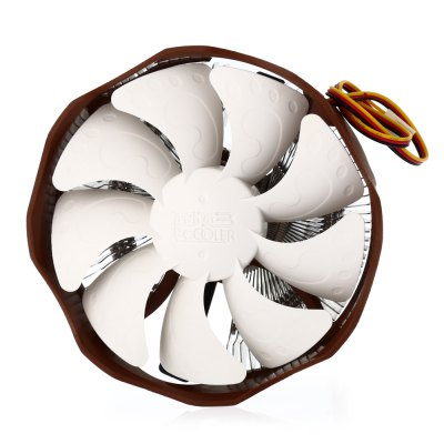 PCCOOLER E121 Desktop CPU Cooling Fan