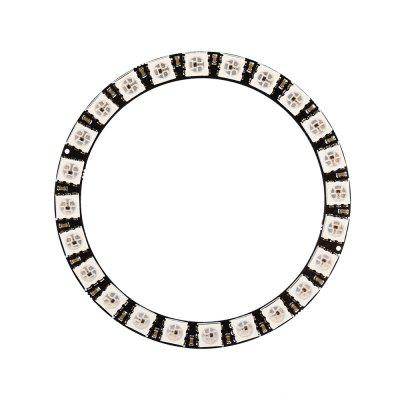 LDTR - Y00024 WS2812B 5050 LED Smart RGB Ring