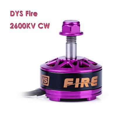 dys Fire 2206 2600KV CW Brushless Motor for Multirotor DIY