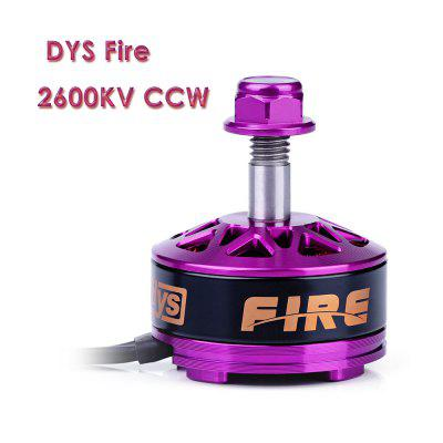 dys Fire 2206 2600KV CCW Brushless Motor for Multirotor DIY