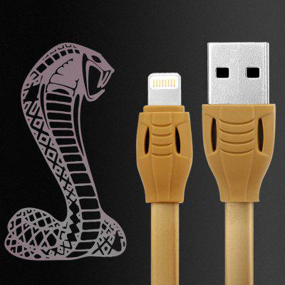 Xianwei 8 Pin USB 2.0 Data Sync Charging Cable