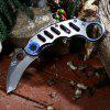 Buy Frame Lock Folding Claw Knife 3Cr13Mov Stainless Steel Blade COLORMIX