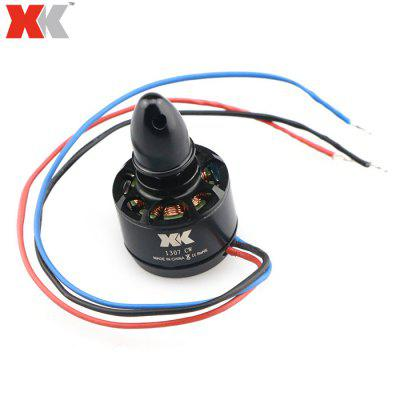 Buy BLACK XK 1307 3000KV CW Brushless Motor for X251 Drone for $12.23 in GearBest store