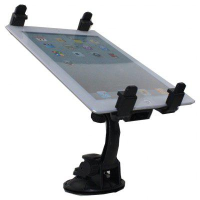 AJJ8 Adjustable Car Mounted Holder for 6  -  11 inch Tablet PC Navigator iPad