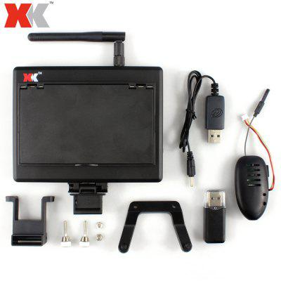 XK X250 - 02 RC Quadcopter Spare Part Set 5.8G Monitor 720P HD Camera