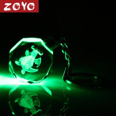 ZOYO Cartoon Character Theme Key Chain with Light
