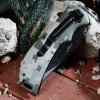 PA65 Liner Locking Pocket Knife with Survival Blades deal
