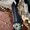 PA65 Liner Locking Pocket Knife with Survival Blades photo