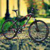 SMLRO MX650 EF65 - 9 26 inch 27 Speed Mountain Bike - RED WITH BLACK