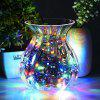 Litom Rechargeable Solar String Light - RGB COLOR
