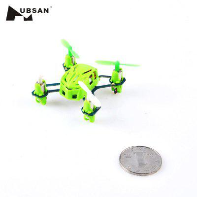 Hubsan H111 Q4 23970 Mini 2.4G 4 CH RC Quadcopter with 3D Eversion Hand Throw Function   -  Left Hand Throttle