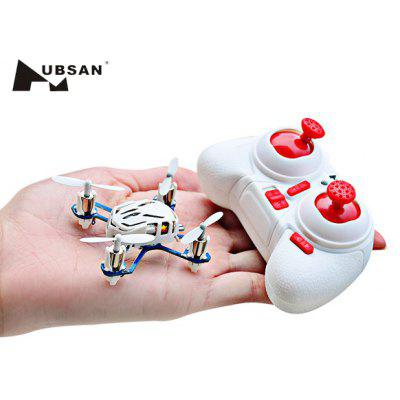 Hubsan H111 Q4 23970 Mini Nano 2.4G 4CH RC Quadcopter  - Left Hand Throttle