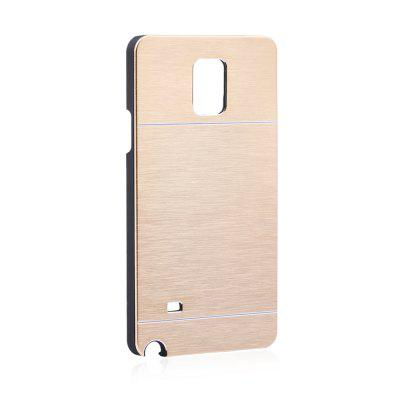 Fashionable Aluminium Alloy Material Phone Back Cover Case for Samsung Galaxy Note 4 N9100