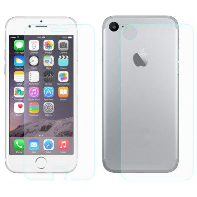 Hat - Prince Tempered Glass Protective Film Kit for iPhone 7