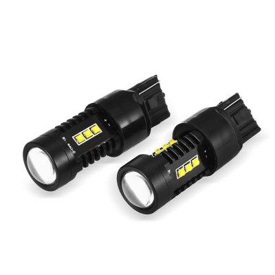 7440 2PCS 12 Cree XB - D LED Car Lamp