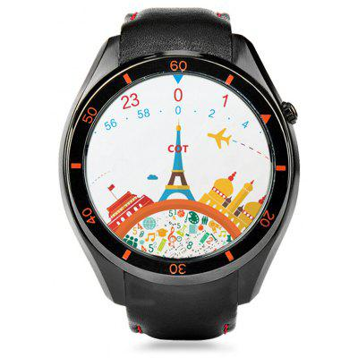 IQI I3 Android 5.1 1.39 inch 3G Smartwatch Phone