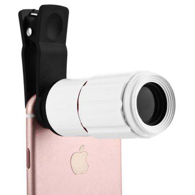 8 x 18 Optical Zoom Mobile Phone Telescope