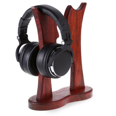 Hand Made Merbau Wood Two Headphones HolderHeadphone Accessories<br>Hand Made Merbau Wood Two Headphones Holder<br><br>Headphone Accessories Type: Holder<br>Material: Wooden<br>Package Contents: 1 x Stand, 4 x Screw<br>Package size (L x W x H): 32.00 x 30.50 x 6.00 cm / 12.6 x 12.01 x 2.36 inches<br>Package weight: 1.0190 kg<br>Product size (L x W x H): 22.80 x 9.50 x 28.50 cm / 8.98 x 3.74 x 11.22 inches<br>Product weight: 0.5960 kg
