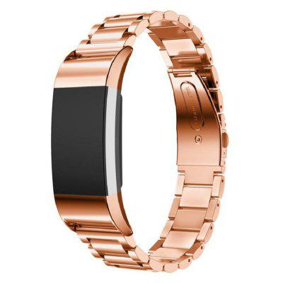 Three Bead Strap for Fitbit Charge 2 Smart Watch