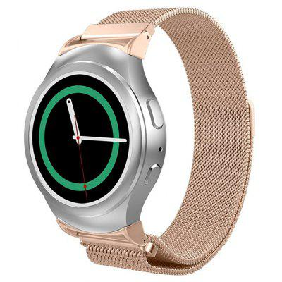 Milanese Smart Watch Band Magnetic Buckle