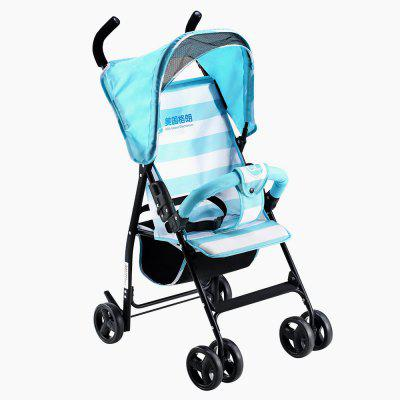 Gland Electronics ST - 602G Foldable Pram Baby Carriage Infant Stroller