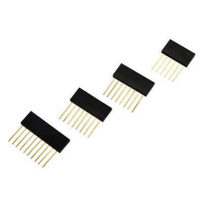 LDTR - PJ0004 Female Pin Header Set for Arduino UNO R3