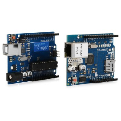 TB - 00016 UNO R3 Carte Ethernet Shield W5100 Module Kit