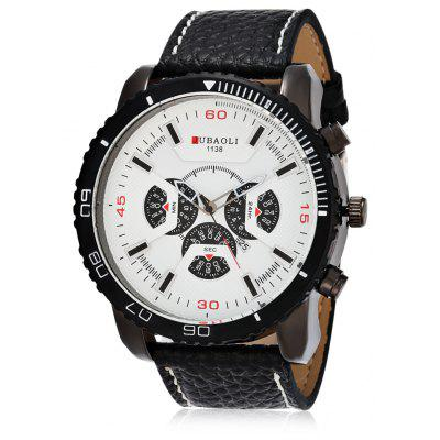 JUBAOLI  1138 Casual Men Quartz Watch