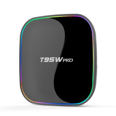 Buy BLACK Sunvell T95Wpro TV Box Amlogic S912 Octa Core for $60.57 in GearBest store