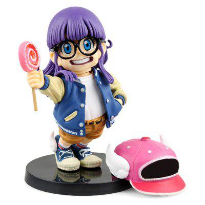 Buy COLORMIX PVC Static Action Figure Model Office Decor 4.7 inch for $23.17 in GearBest store