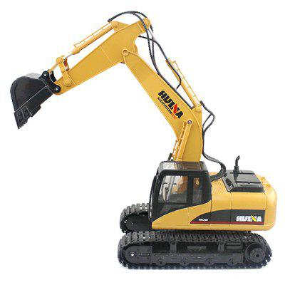 HUINA 1550 1:14 2.4GHz 15CH RC Alloy Excavator - RTR