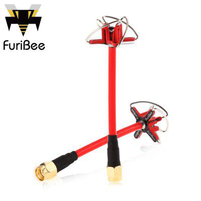 FuriBee F - 01 2pcs 5.8G 3dBi Four-leaf Clover Antenna