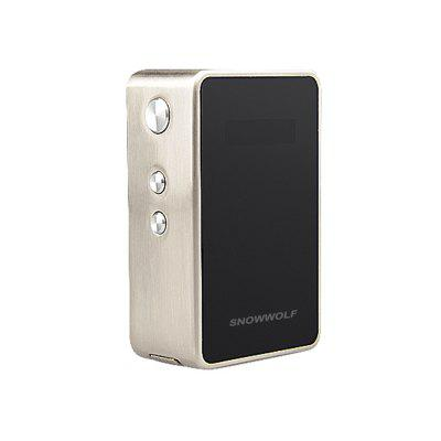 Original SnowWolf  80W Mini Plus TC Mod