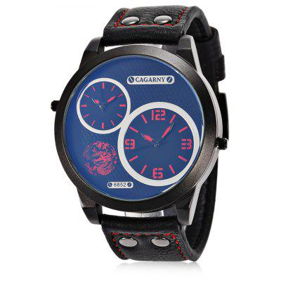 CAGARNY 6852 Fashion Men Quartz Watch