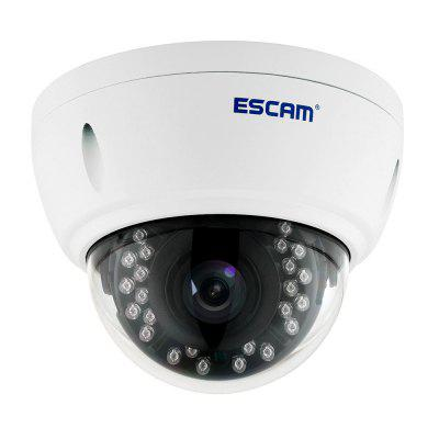 ESCAM QD420 H.265 4MP Network IP IR Dome Camera