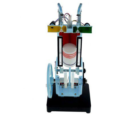 Gasoline Engine Model Toy